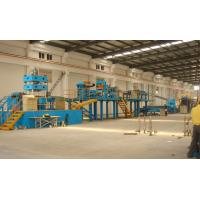 Buy cheap High Efficiency PU Sandwich Panel Machine Polyurethane Sandwich Panel Line from wholesalers