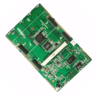 Buy cheap CE FCC Lead Free Hasl Rohs SMT Low Volume Circuit Board Assembly from wholesalers