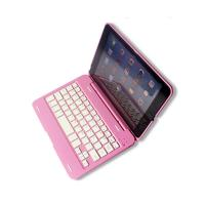Buy cheap Pink iPad Mini Bluetooth Keyboard  Wireless cordlessbluetooth keyboard 200mAh product