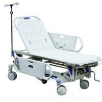 Buy cheap Luxurious Manual Adjustable Hospital Beds With Side Rails For Patient Healthcare product