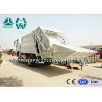 Buy cheap Sanitation Waste Compactor Truck Garbage Dump Truck 5710 x 2080 x 2450 mm from wholesalers