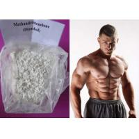 Buy cheap Bulking Steroid Healthy Anabolics Dianabol Muscle Building Raw White Powder CAS 72-63-9 from wholesalers