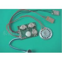 Buy cheap Recording greeting card movement, recording movement, the book with movement and electronic accessories from wholesalers