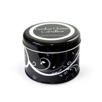 Buy cheap round tin case for candles product