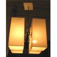 Buy cheap Small Square Clear Extruded Acrylic Tube 1mm - 200mm For Lamp Cover from wholesalers