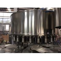 Buy cheap Fully Automatic Bottle Filling And Capping Machine / Olive Oil Bottling Machine from wholesalers