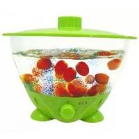 Buy cheap hot sale ultrasonic fruit vegetable washer from wholesalers