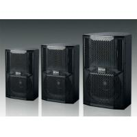 Buy cheap Passive PA Full Range Live Music Sound Systems 15 For Club DJ Event 1800 W from wholesalers