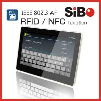 Buy cheap RFID NFC Wall Tablet POE Panel PC With Demo APP And Source Code from wholesalers