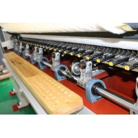 2 Needle Computerized Lock Stitch Quilting Machine For Bag Luggage Carrier Industry
