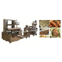 Buy cheap Auto Stuff Encrusting Machine for Cookie Production Line Machinery from wholesalers