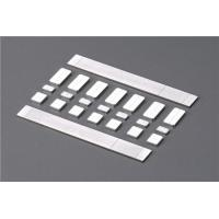 Buy cheap Electrical Protectors Equipment Silver Alloy Contacts Sheet AgW with ISO 9001 from wholesalers