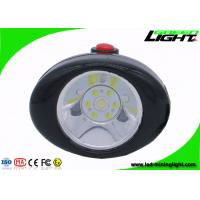 Buy cheap GL2.5-A Rechargeable Led Headlamp , 149g Miners Light with 3.7V Li-Ion Battery from wholesalers