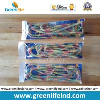 Buy cheap Full Color Long 10Metre Fly Fishing Anti-lost Coiled Lanyard Leashes in Polybag Packing from wholesalers