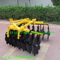 Buy cheap 1BQX Series of light-duty mounted disc harrow from wholesalers