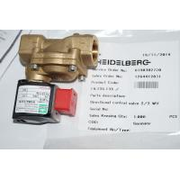 Buy cheap Directional Control Valve 2 / 2 Wv F4.335.135 Heidelberg Valve For CD 102 Machine from wholesalers