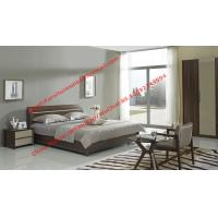 Buy cheap Lift mechanism storage bed in classic wooden bedroom furniture from wholesalers