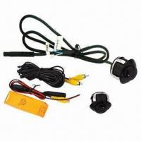 Buy cheap 420 TV Line Car CCD Rearview Camera, 360-Degree, 18.5mm Dia, PAL/NTSC, CE/FCC Certified from wholesalers