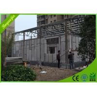 Buy cheap Sound Insulation EPS Stable structure Concrete Prefab House Anti-earthquake from wholesalers