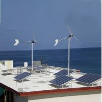 Buy cheap Wnd Turbine And Solar Panel Hybrid System 1000W from wholesalers