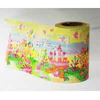 Buy cheap Ice cream packaging film roll , Ice cream wrapper , Ice cream plastic film from wholesalers