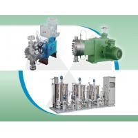 Buy cheap HJ(M)chemical metering pumps and dosing devices for petrochemical industry from wholesalers