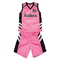 Buy cheap 2012 Custom Sublimation Basketball Uniform/ Basketball Jersey from wholesalers