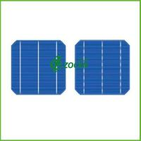 Buy cheap Grade A N Type 4.47W 5x5 Monocrystalline Silicon Solar Cell CHUBB / ISO9001 from wholesalers