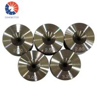 Buy cheap High quality Special Shape Gold Cable PCD Diamond Wire Drawing Dies product