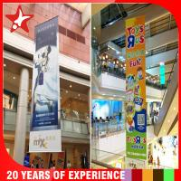 Buy cheap supermarket hanging mesh banner from wholesalers