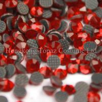 Buy cheap ss20 siam color MC stone hot fix crystal stone for clothing from wholesalers