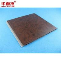 Buy cheap UV Protect Plastic Extrusion Profiles / Dark Grey Wall Tiles For Boardwalk from wholesalers