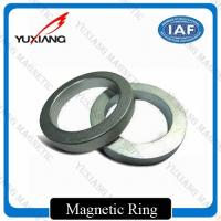 Buy cheap Ring Shape Neodymium Permanent Magnets N35 - N52 Performance Grade For from wholesalers