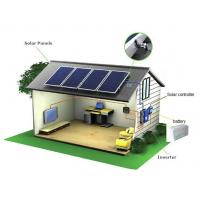 Buy cheap 20kw Smart Power Application On Off Grid Solar System Equipment List Blue from wholesalers