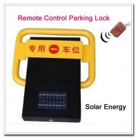 Buy cheap Hot!Solar Egergy Panels Automatic Remote Control Car Position Space Lock Car Parking Block from wholesalers