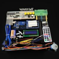 Buy cheap UNO R3 Starter Kit for Arduino with 1602 LCD Servo Step Motor Breadboard LED from wholesalers