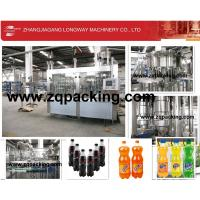 Buy cheap China Full Automatic Soda Water Filling Equipment from wholesalers