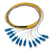 Buy cheap Fan-out Fiber Optic Pigtails Fiber optic assembly FTTH fast connector Quick Connector from wholesalers