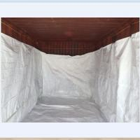 Buy cheap 20ft Liner for Packing Salted Hides from wholesalers
