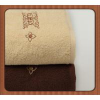 Buy cheap Manufacturer wholesale very soft and thick 100% cotton hotel terry towel from wholesalers