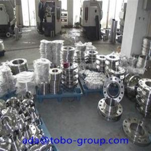 Buy cheap A105N ASME B16.5 4 Inch Slip On Flange SCH20 300 RF NPS AISI ASTM product