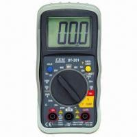Buy cheap High-Performance Digital Multimeter with 2000-count LCD from wholesalers