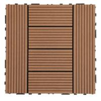 Buy cheap WPC Tiles/Flooring for Balcony/courtyard 310*310*25mm (RMD-D3) from wholesalers