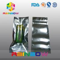Buy cheap Customized Printing Anti Statics Lined Foil Bag , Electronic Parts Packaging Bag from wholesalers