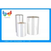 High Printing Resolution OPS Shrink Film With Harmless And Nonpoisonous