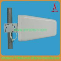 Buy cheap Outdoor 800MHz-2.7GHz 9dBi Log Periodic Broadband Yagi Antenna Wifi WLAN Antenna from wholesalers