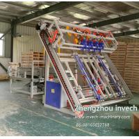 Buy cheap Semi-automatic US Wood Pallet Nailing Machine with Stacking Machine from wholesalers
