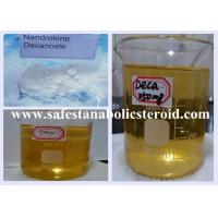 Buy cheap Bodybuilding Nandrolone Decanoate Hormone Raw Deca-Durabolin 300mg/ml Injectable Steroid Oils from wholesalers
