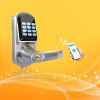Buy cheap Keyless App Controlled Front Door Lock Low Voltage Warning Auto Locking Mode from wholesalers