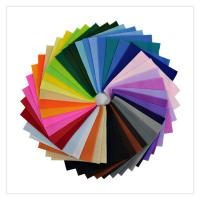 Buy cheap needle punched 4mm nonwoven fabric 100% polyester felt fabric from wholesalers